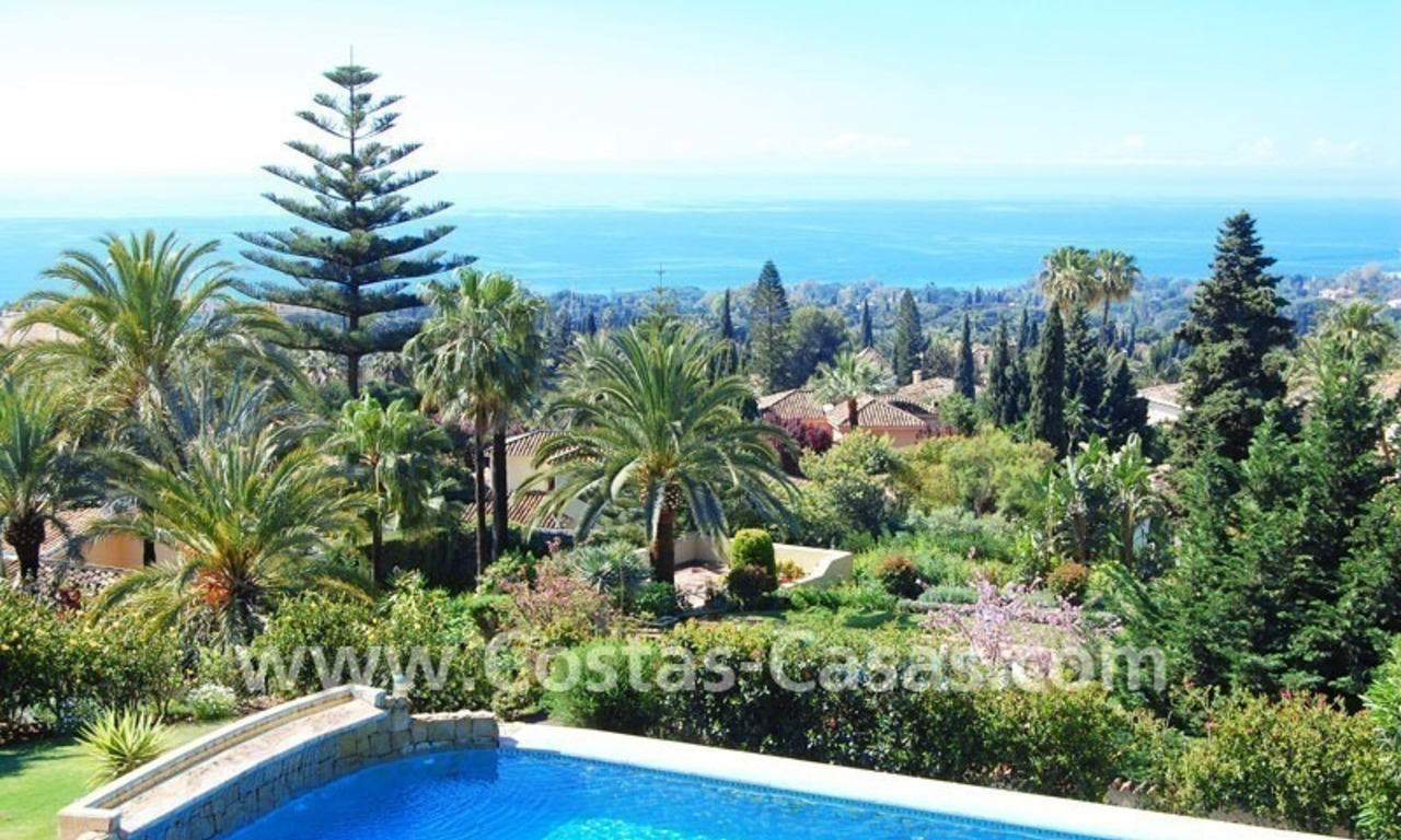Bargain luxury villa for sale in Sierra Blanca, Marbella 4