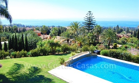 Bargain luxury villa for sale in Sierra Blanca, Marbella 2