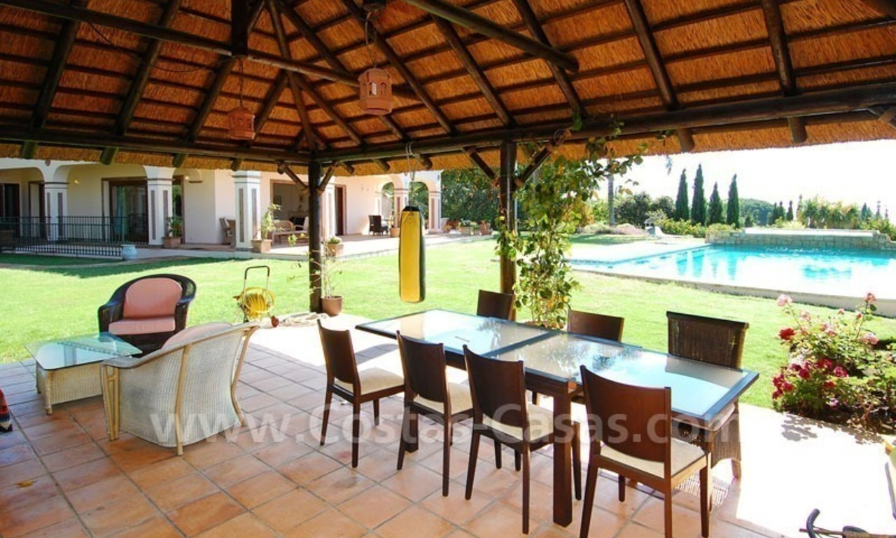 Bargain luxury villa for sale in Sierra Blanca, Marbella 9