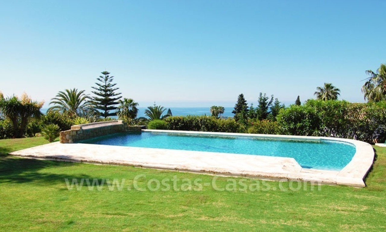 Bargain luxury villa for sale in Sierra Blanca, Marbella 6