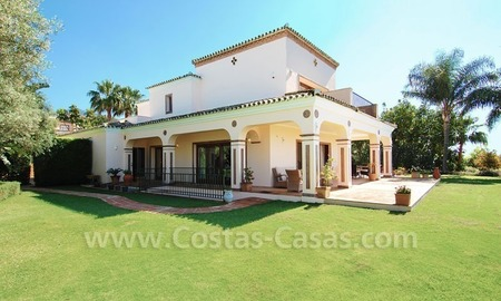 Bargain luxury villa for sale in Sierra Blanca, Marbella 10