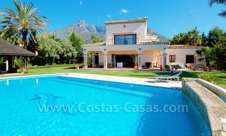 Bargain luxury villa for sale in Sierra Blanca, Marbella 7