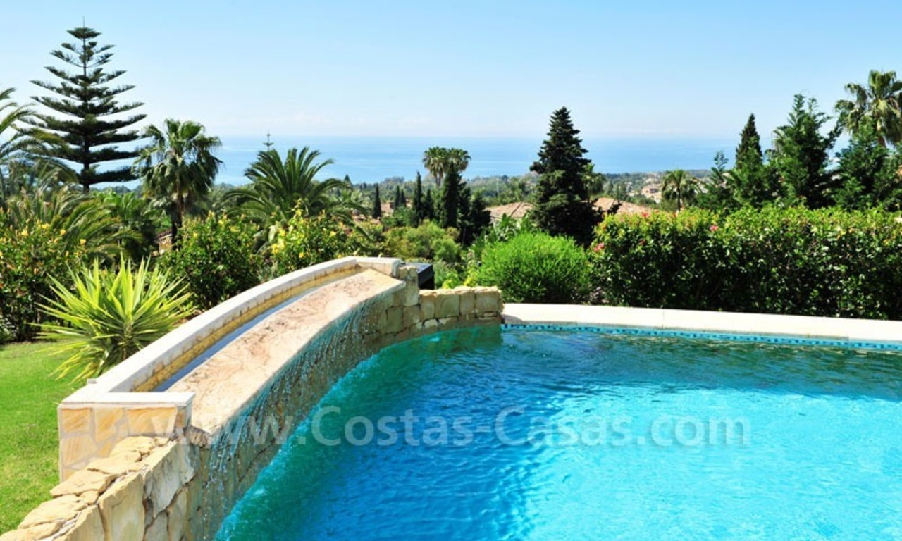 Bargain luxury villa for sale in Sierra Blanca, Marbella 12