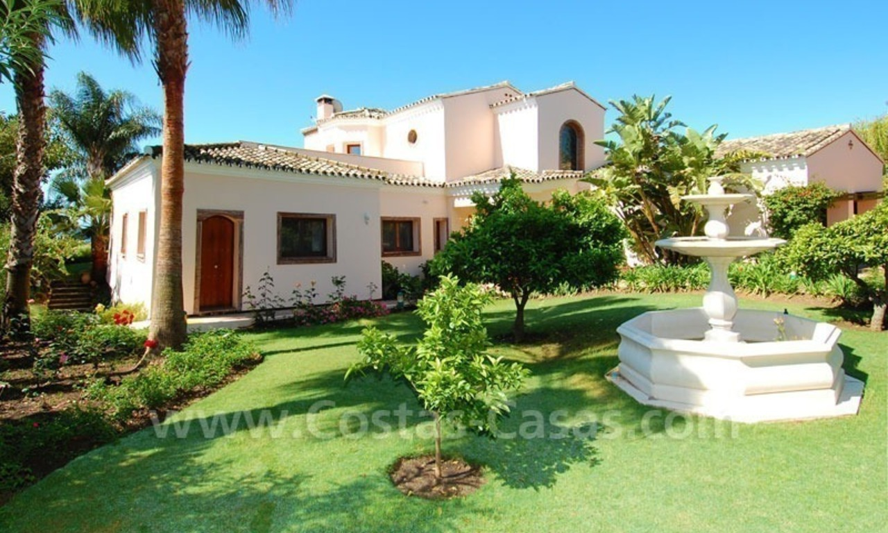 Bargain luxury villa for sale in Sierra Blanca, Marbella 29