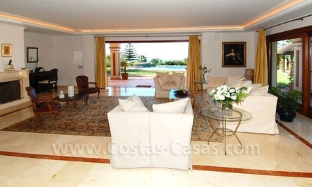 Bargain luxury villa for sale in Sierra Blanca, Marbella 18