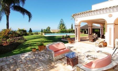 Bargain luxury villa for sale in Sierra Blanca, Marbella 14