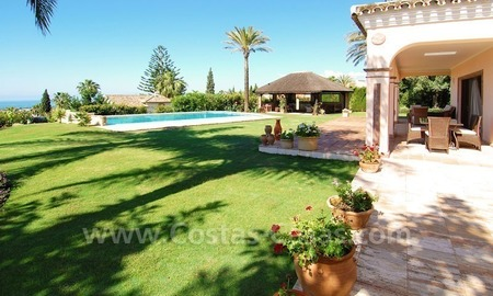 Bargain luxury villa for sale in Sierra Blanca, Marbella 15