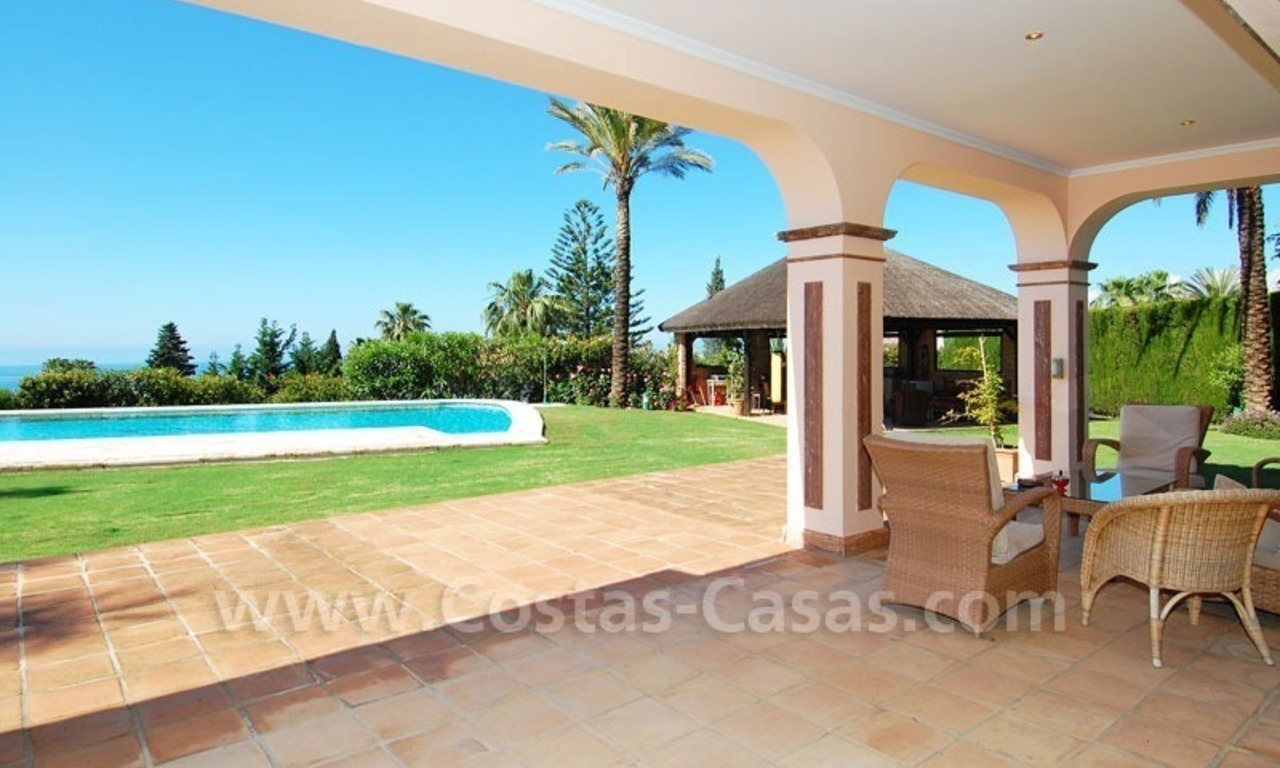 Bargain luxury villa for sale in Sierra Blanca, Marbella 17