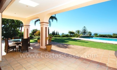 Bargain luxury villa for sale in Sierra Blanca, Marbella 16
