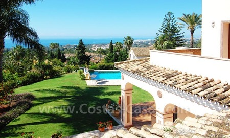 Bargain luxury villa for sale in Sierra Blanca, Marbella 26