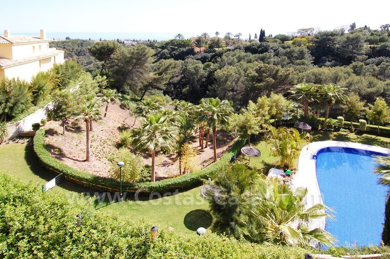 Distressed sale – Luxury apartment for sale, Sierra Blanca, Golden Mile, Marbella
