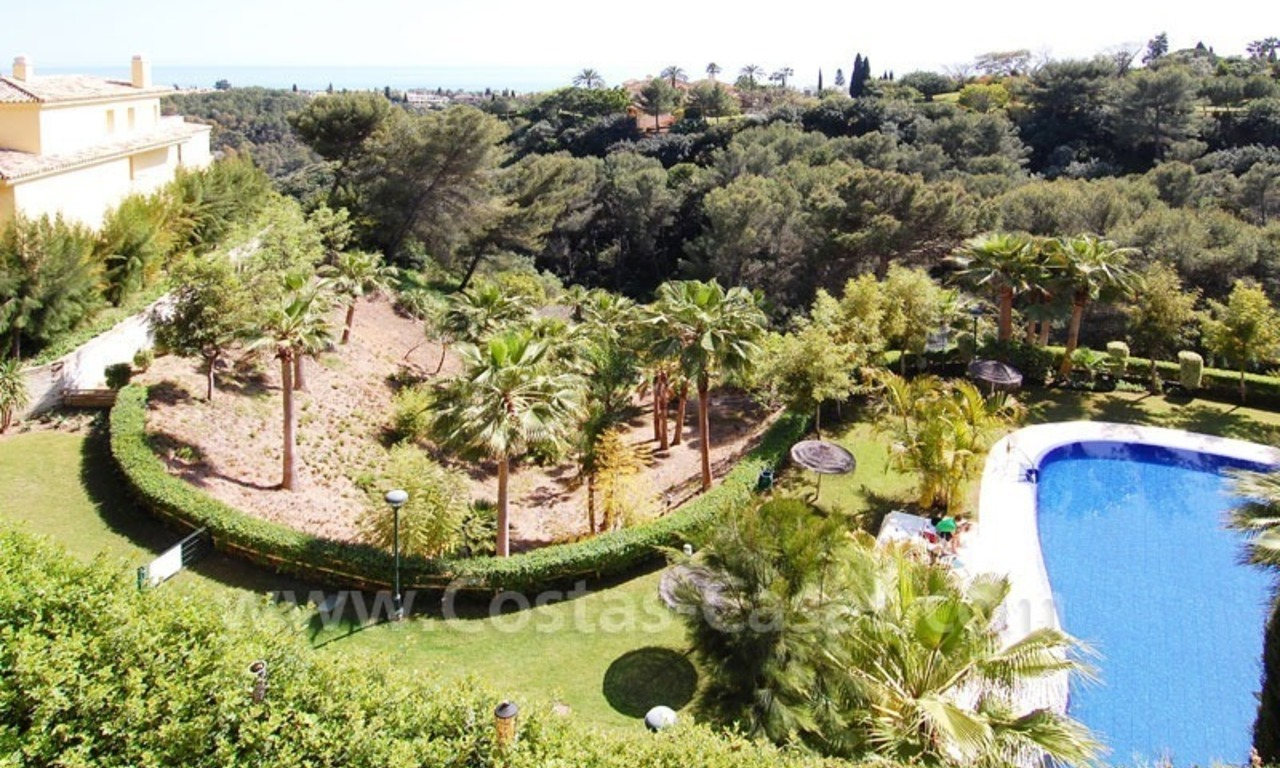 Distressed sale – Luxury apartment for sale, Sierra Blanca, Golden Mile, Marbella 0