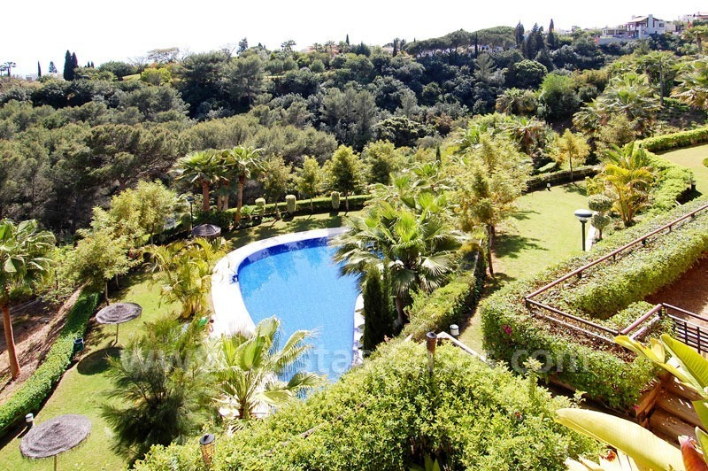 Distressed sale – Luxury apartment for sale, Sierra Blanca, Golden Mile, Marbella 1