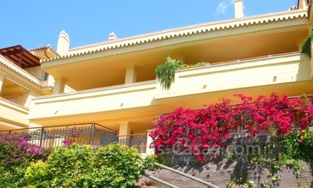 Distressed sale – Luxury apartment for sale, Sierra Blanca, Golden Mile, Marbella 11