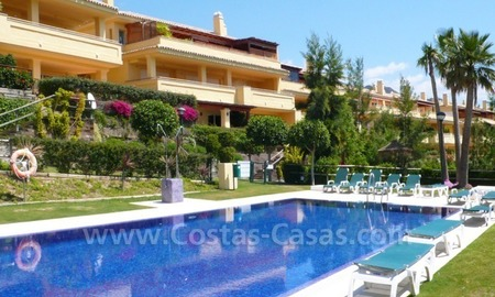Distressed sale – Luxury apartment for sale, Sierra Blanca, Golden Mile, Marbella 13