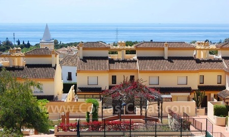 Bargain townhouses for sale on the Golden Mile in Marbella 4