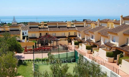 Bargain townhouses for sale on the Golden Mile in Marbella 3