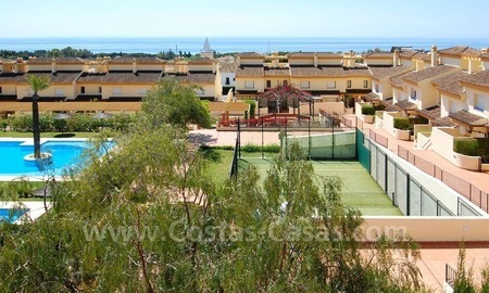 Bargain townhouses for sale on the Golden Mile in Marbella 2