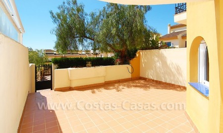 Bargain townhouses for sale on the Golden Mile in Marbella 7