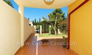 Bargain townhouses for sale on the Golden Mile in Marbella 8