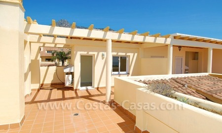 Bargain townhouses for sale on the Golden Mile in Marbella 6