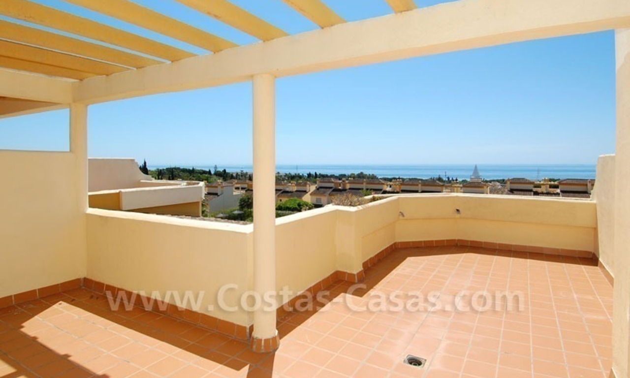 Bargain townhouses for sale on the Golden Mile in Marbella 5