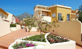 Bargain townhouses for sale on the Golden Mile in Marbella 25