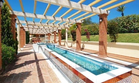 Bargain townhouses for sale on the Golden Mile in Marbella 22