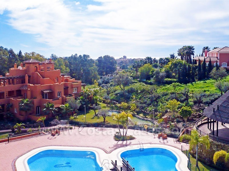 Bargain new apartments and penthouses for sale in Marbella – Nueva Andalucía.
