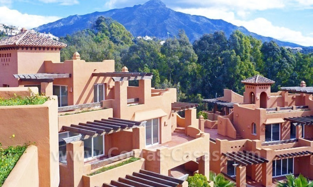 Bargain new apartments and penthouses for sale in Marbella – Nueva Andalucía. 1