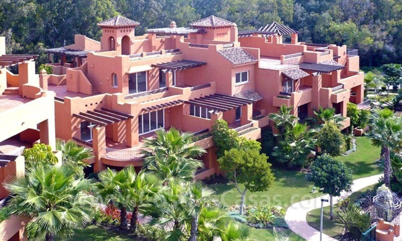 Bargain new apartments and penthouses for sale in Marbella – Nueva Andalucía. 2