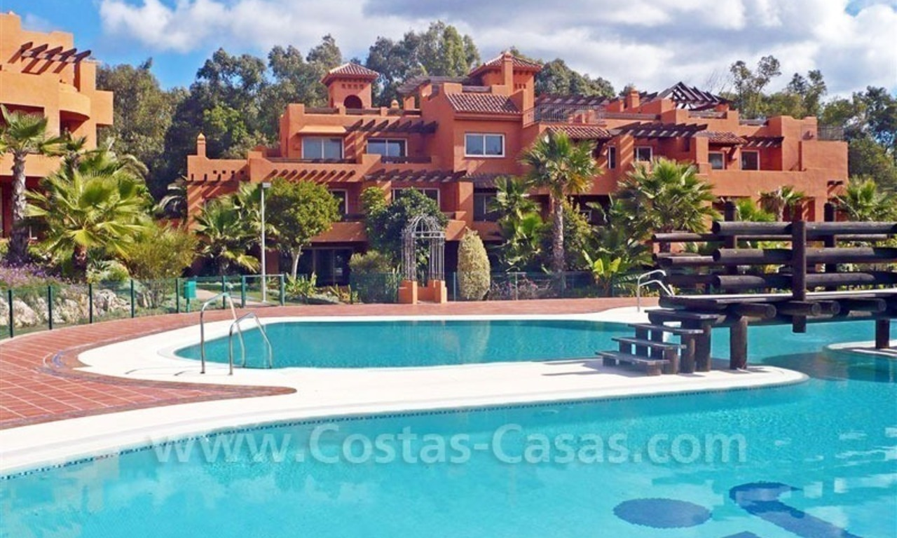 Bargain new apartments and penthouses for sale in Marbella – Nueva Andalucía. 8