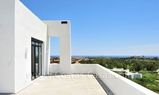 Exclusive modern villa to buy, golf course, Marbella – Benahavis 0
