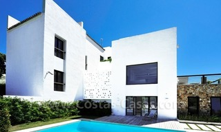 Exclusive modern villa to buy, golf course, Marbella – Benahavis 6