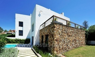 Exclusive modern villa to buy, golf course, Marbella – Benahavis 5