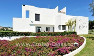 Exclusive modern villa to buy, golf course, Marbella – Benahavis 2