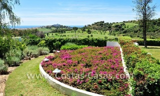 Exclusive modern villa to buy, golf course, Marbella – Benahavis 10