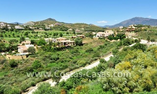 Exclusive modern villa to buy, golf course, Marbella – Benahavis 13