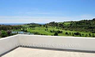 Exclusive modern villa to buy, golf course, Marbella – Benahavis 11