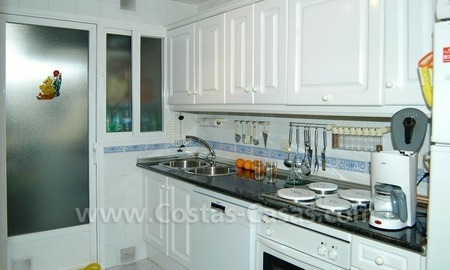 Bargain penthouse apartment for sale in Nueva Andalucía, Marbella  10