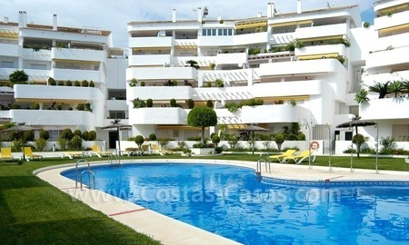 Bargain penthouse apartment for sale in Nueva Andalucía, Marbella 7