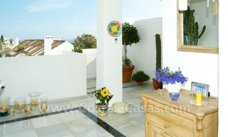 Bargain penthouse apartment for sale in Nueva Andalucía, Marbella 8
