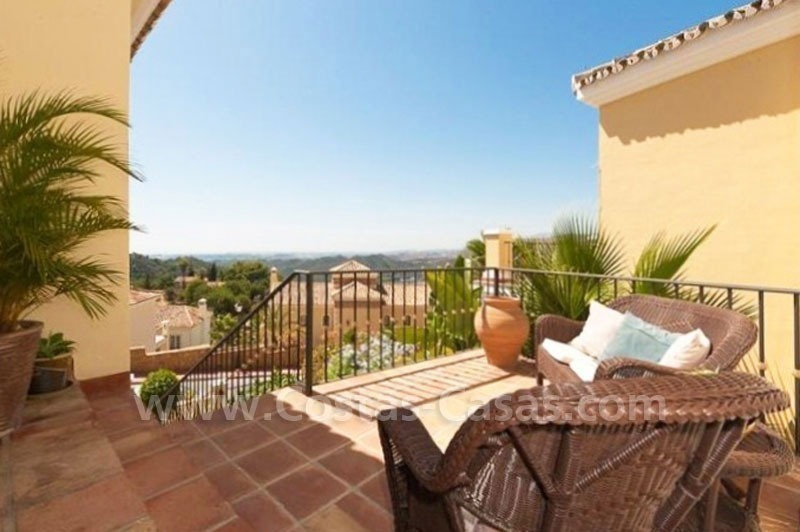 Bargain modern Andalusian style villa to buy in Marbella 1