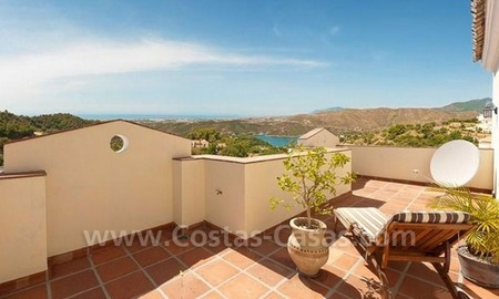 Bargain modern Andalusian style villa to buy in Marbella