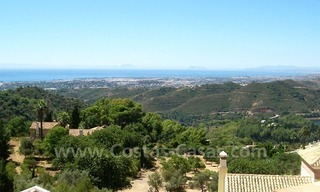 Bargain modern Andalusian style villa to buy in Marbella 2