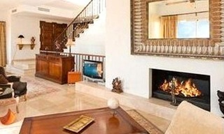 Bargain modern Andalusian style villa to buy in Marbella 8