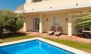 Bargain modern Andalusian style villa to buy in Marbella 7
