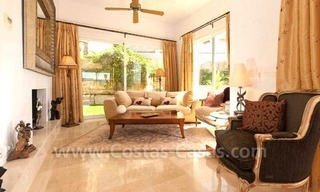 Bargain modern Andalusian style villa to buy in Marbella 13