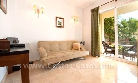 Bargain modern Andalusian style villa to buy in Marbella 26