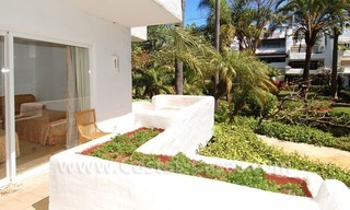 Spacious apartment for sale on the beachfront complex in Marbella on the Golden Mile 20
